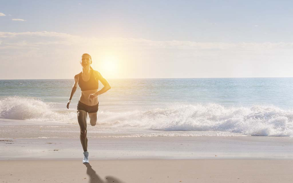Siste langtur før maraton