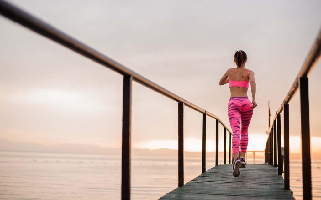 Komme i gang med jogging