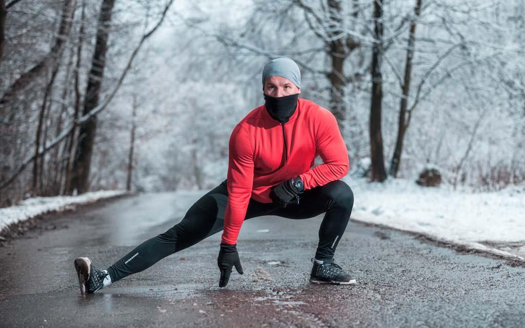 Ikke legg løpinga på hylla (selv om det er vinter)! Trening