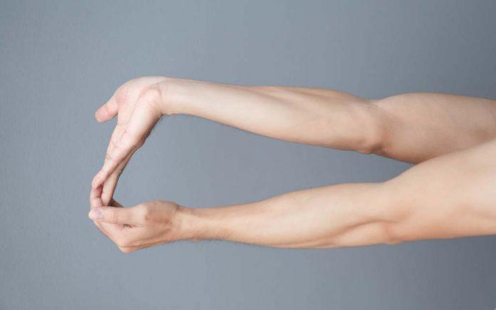 Eksentrisk trening for håndledd