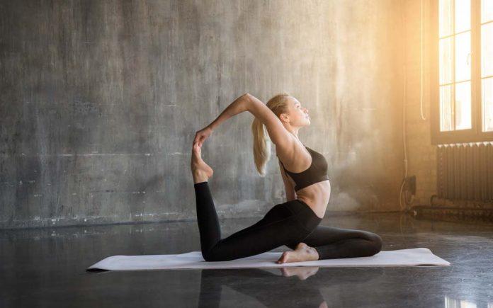 yogaøvelser for magen