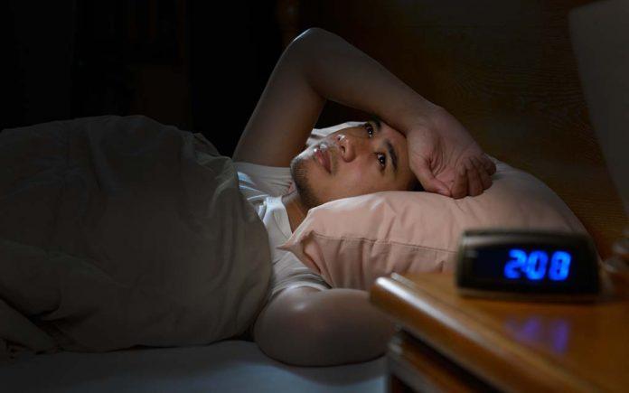 Søvn forstyrrelser