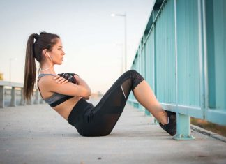 Situps muskler