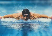 Svømming forbrenning