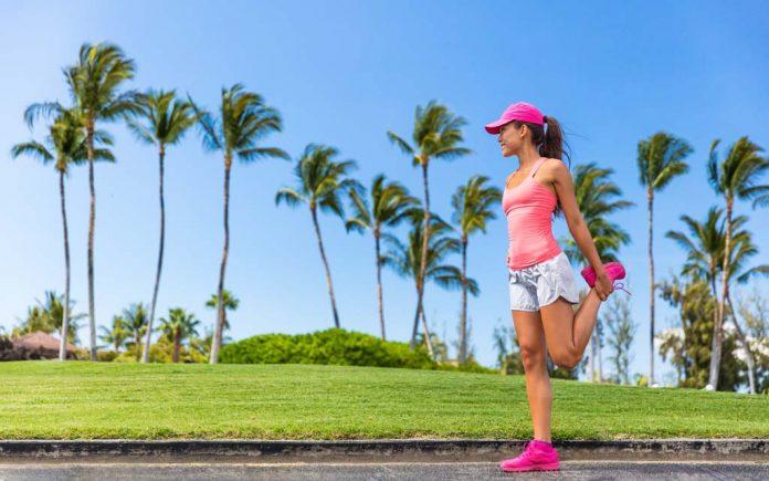 Uttøying etter løping