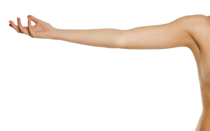 Blodpropp i armen