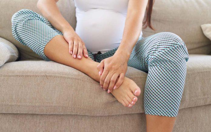 Urolige bein gravid