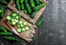 Hva inneholder agurk