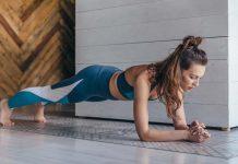 Hvilke muskler trenes ved planken