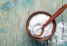 Hvor mye salt per dag