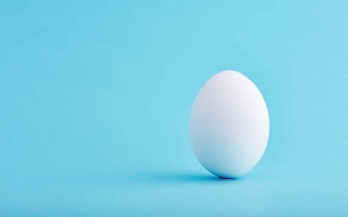 Kalorier i ett egg