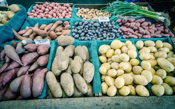 Søtpoteter vs poteter