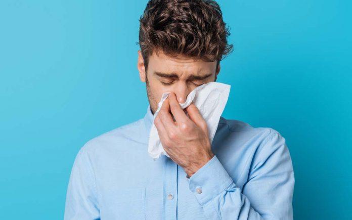 Smitter lungebetennelse