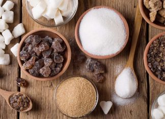 1 dl sukker i gram