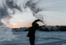 Blir man syk av å fryse