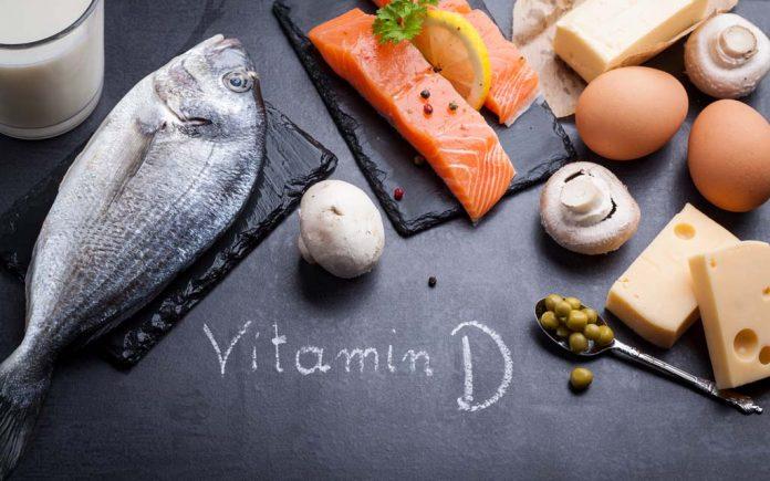 D vitaminer i mat