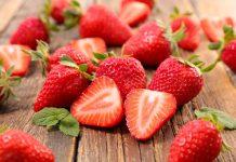 Er jordbær en nøtt