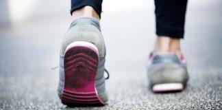 Gå en time hver dag ned i vekt