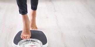 Gått opp i vekt på kort tid