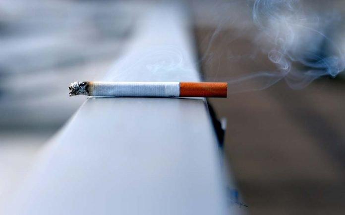 Hva gjør røyk med kroppen