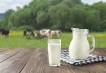 Hva inneholder melk