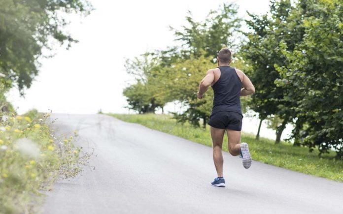Hva skjer med kroppen når man trener