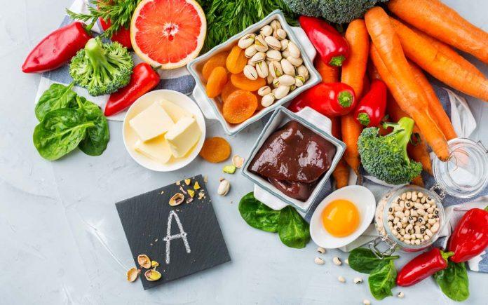 Hvilke matvarer inneholder vitamin A