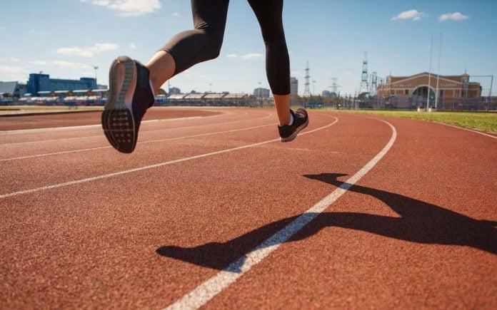 Hvor lang er en løpebane