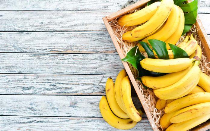 Hvor mye protein i banan