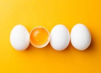 Hvor mye protein i egg