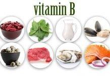 Mat med vitamin B