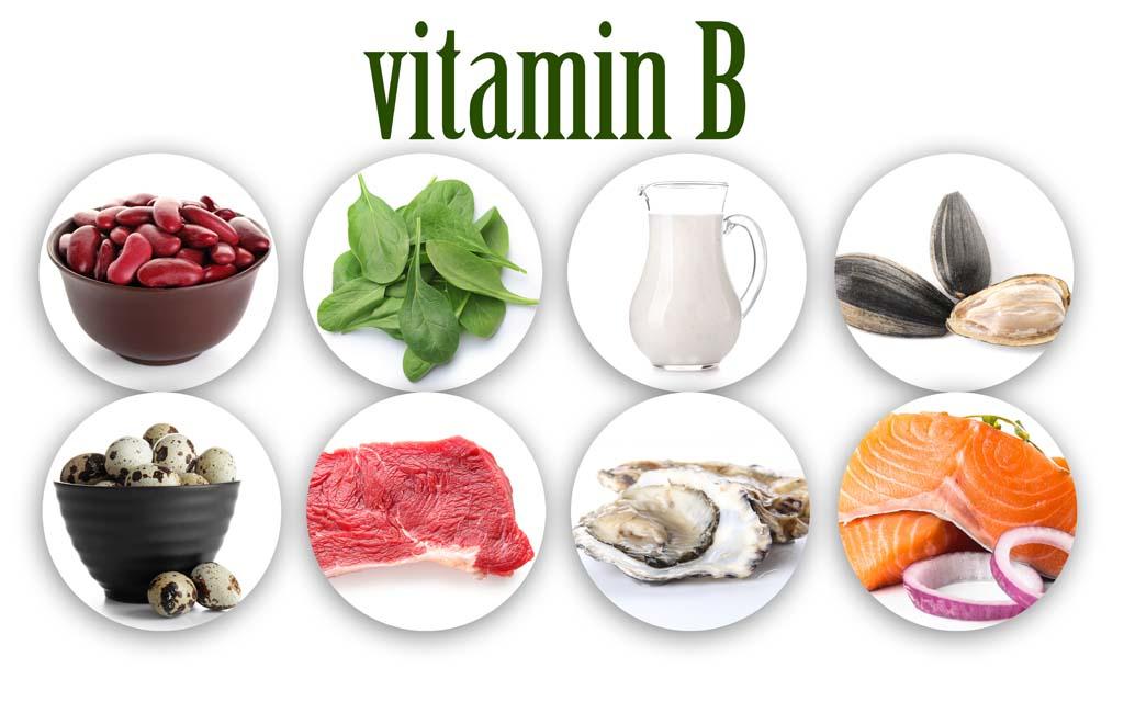 mat med vitaminer