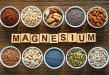 Matvarer med magnesium