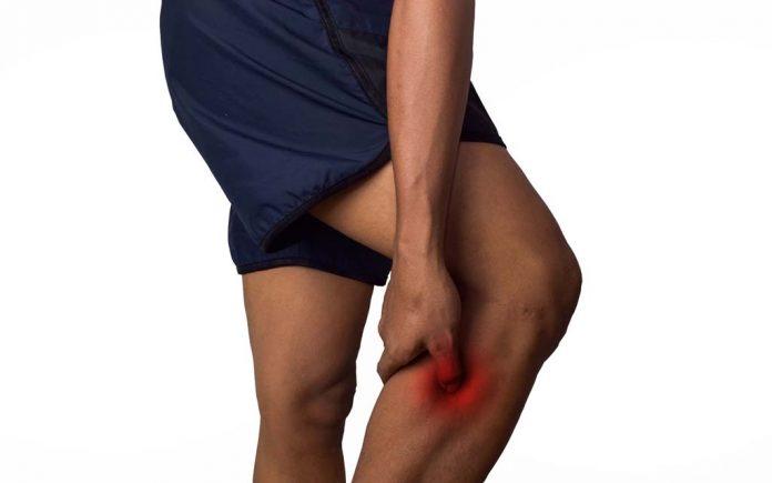 Smerter i leggen bak
