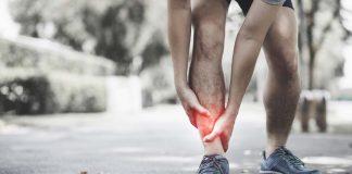Smerter i leggen foran
