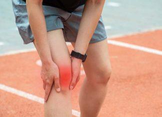 Smerter på utsiden av kneet