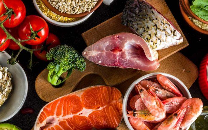 Vegetarianer som spiser fisk