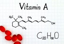 Vitamin A forgiftning