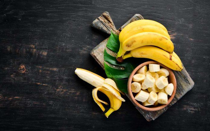 Vitaminer i banan