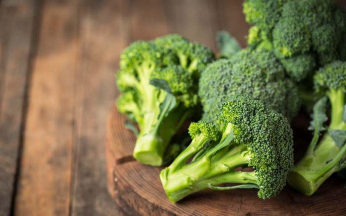 Vitaminer i brokkoli