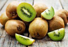 Vitaminer i kiwi
