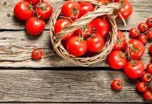 Vitaminer i tomat