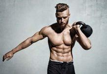Arm øvelser med vekter