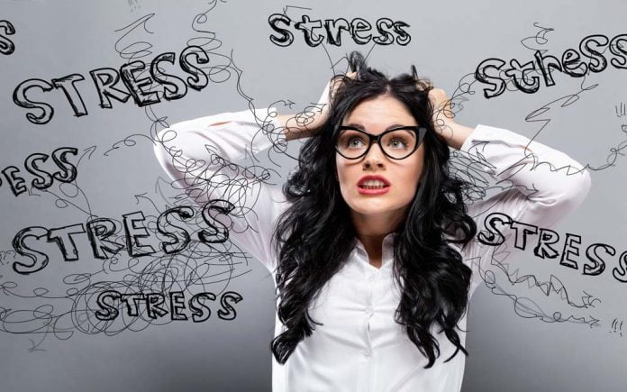Fysiske symptomer på stress