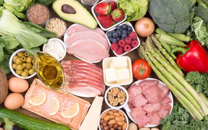Hva kan man spise på lavkarbo diett