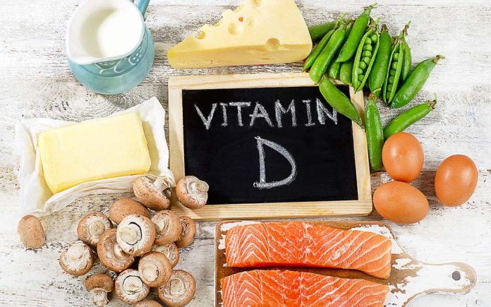 Lav D vitamin symptomer