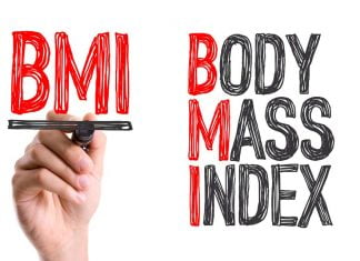 Normal vekt BMI