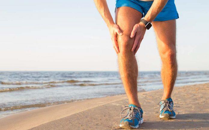 Stive muskler i beina