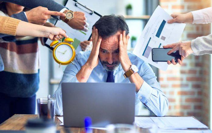 Symptomer på stress og utbrenthet