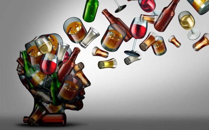 Alkoholskader på nervesystemet